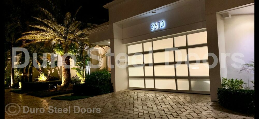 Duro Steel Amarr 3552 Series 10 X 10 Full View Glass Heavy Duty Overhead Door Amarr In 2020 Overhead Door Glass Garage Door Overhead Garage Door
