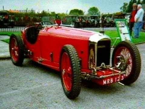 AMILCAR C6 / Autoexplora TV / Autos clásicos - YouTube