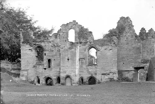 The South Tower, Tutbury Castle