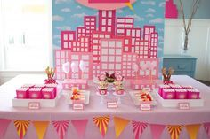supergirl party - Google Search