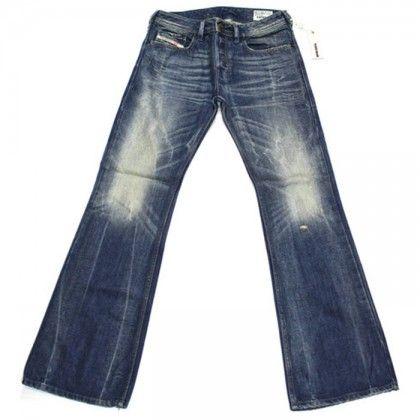 1c0810df Diesel Zathan 0802E Bootcut Jeans #MensJeans Diesel Zathan, Diesel Jeans,  Jeans For Sale