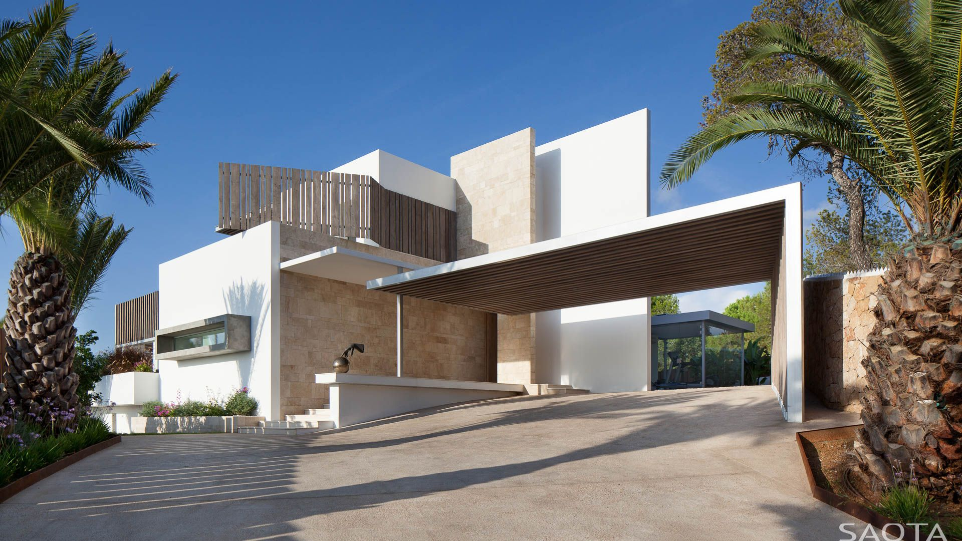 ES ROCA LLISA SAOTA Architecture and Design Minimal houses