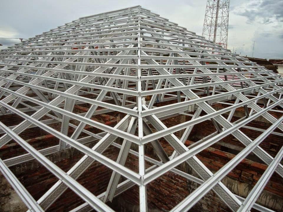 pemasangan baja ringan murah butuh jasa rangka atap berkualitas