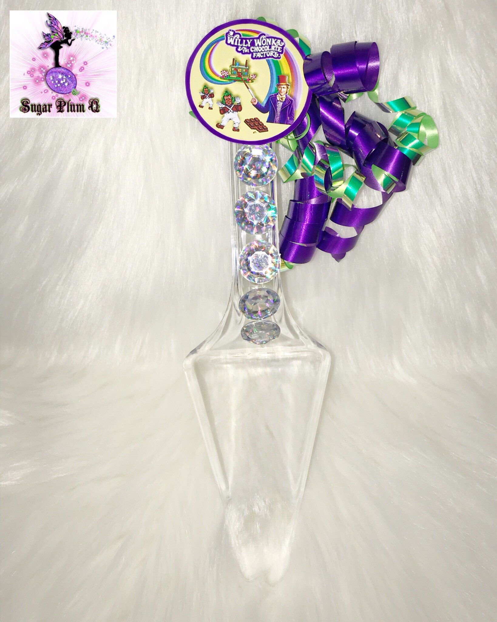 Willy Wonka Birthday Party Cake Server A personal favorite from my ...