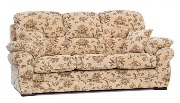 12 Floral Pattern Sofa Designs Rilane We Aspire To Inspire Printed Fabric Sofa Sofa Design Sofa Couch Design