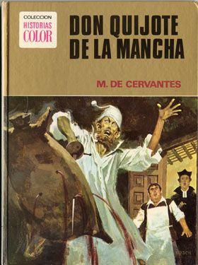 Don Quijote en los tebeos