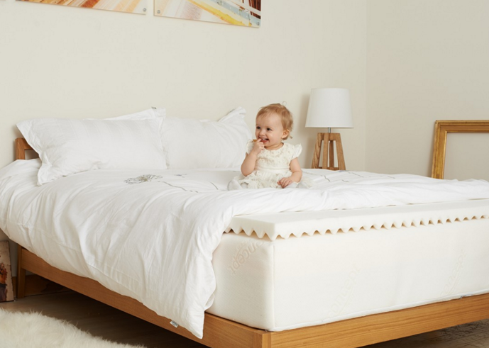 How To Clean A Memory Foam Mattress Topper Use Warm Water To Cleanse The Stains On The Mattress Then Mattress Memory Foam Mattress Topper Memory Foam Mattress