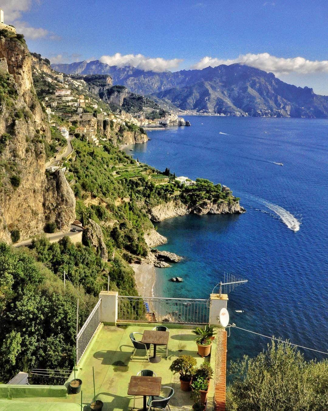 Conca dei Marini - Salerno