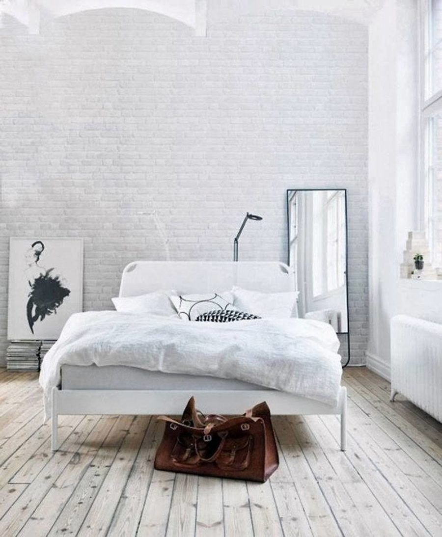 cool 40 Simple and Chic Minimalist Bedrooms
