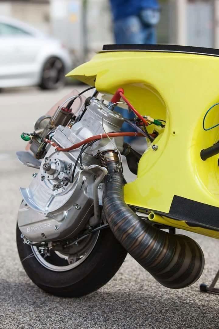 Pin von Jung Hong auf MOD/VESPA | Pinterest | Motorräder