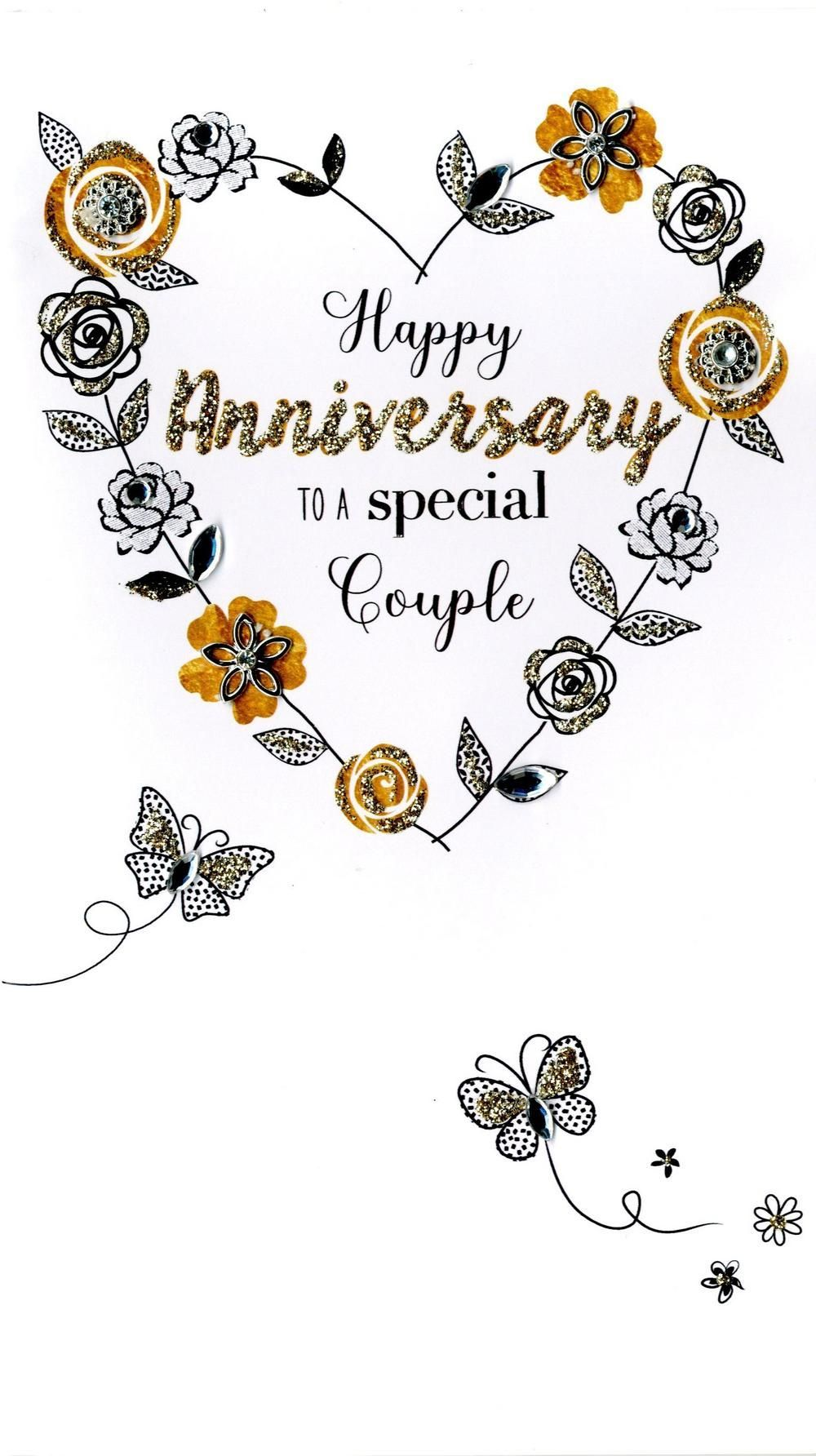 Happy Anniversary Discover Special Couple Anniversary Greeting Card Cards Happy Anniversary Cards Anniversary Greeting Cards Anniversary Cards For Couple
