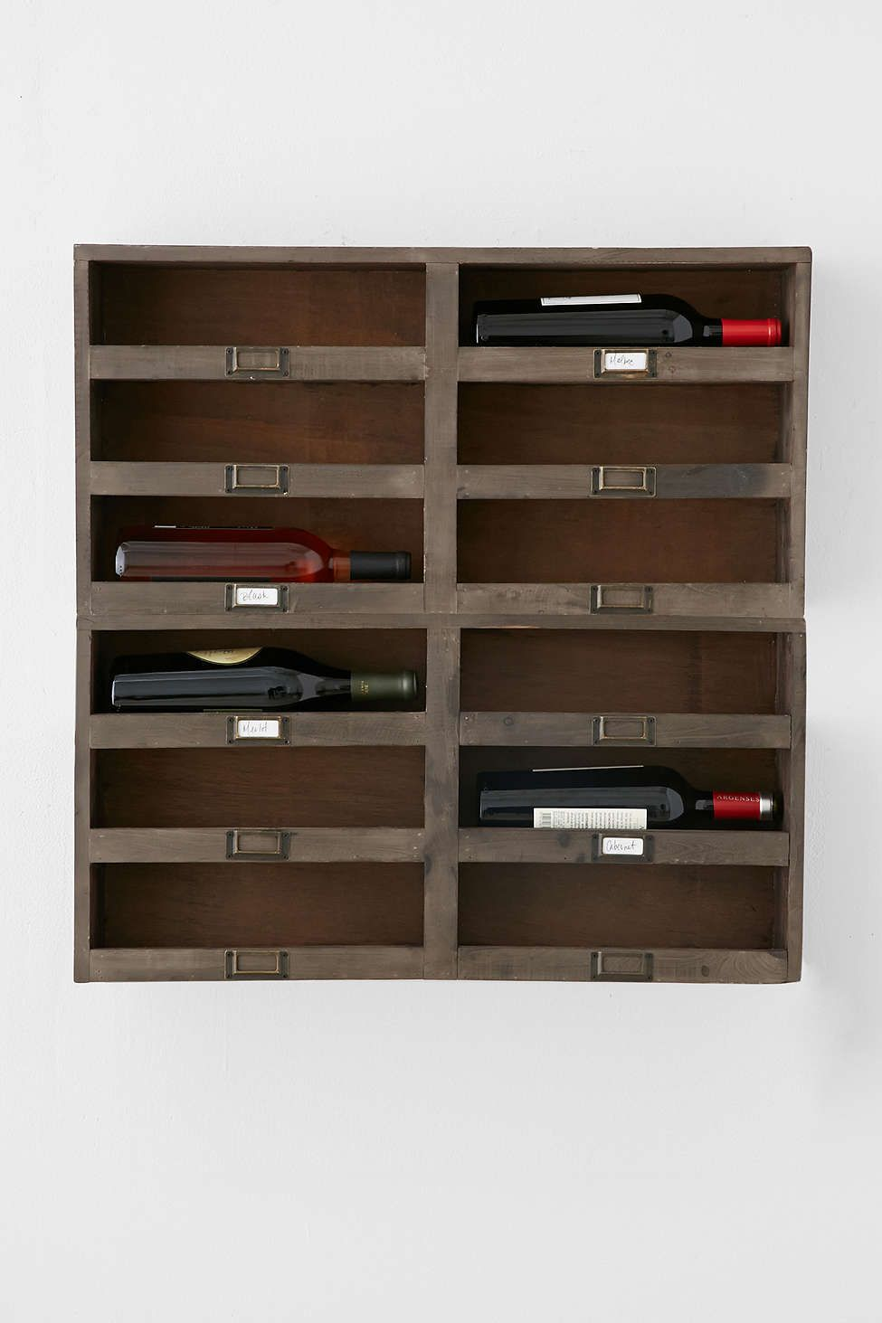 not crazy about the piece but love the concept - Chester Wine Rack ...