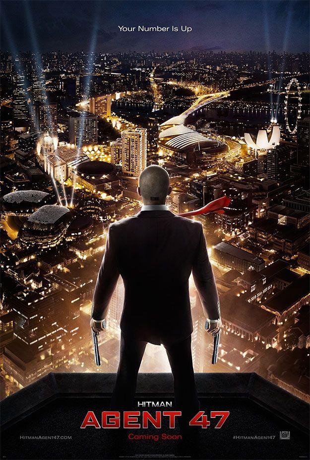 Hitman Agent 47 Agente 47 Hitman Peliculas Online Subtituladas Poster De Peliculas