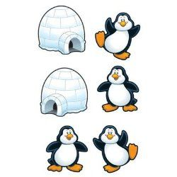 penguin crafts and learning activities woodcrafts pinterest