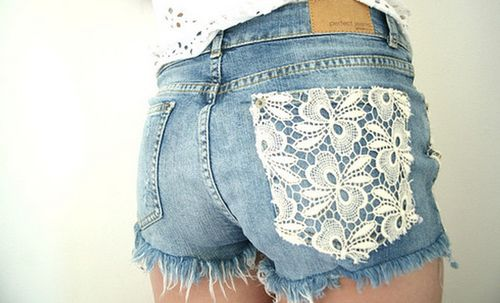 Lacey pockets