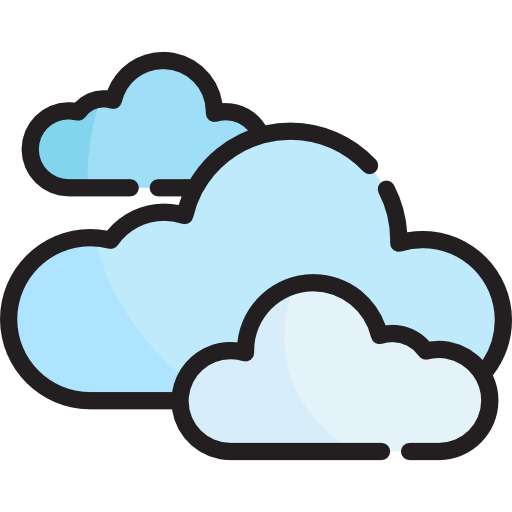 Clouds Free Vector Icons Designed By Freepik In 2020 Vector Icon Design Vector Free Icon Design