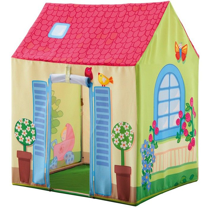 Casita De Tela Chalet De Lilli Haba Play Tent Indoor Play Play House