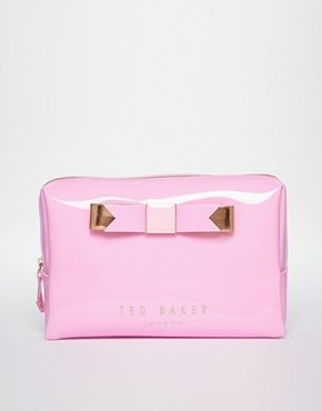 d1aaa0552305 Enlarge Ted Baker Large Bow Wash Bag