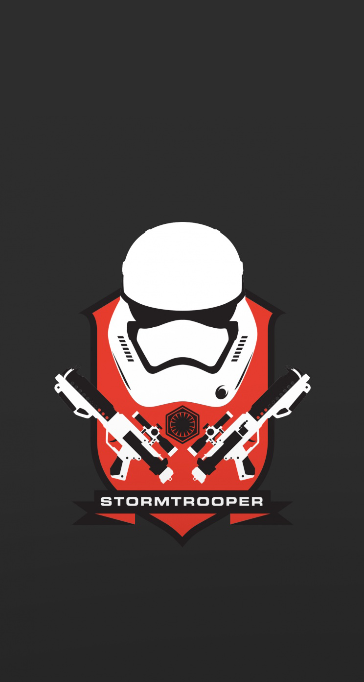 stormtrooper wallpaper iphone wwwimgkidcom the image