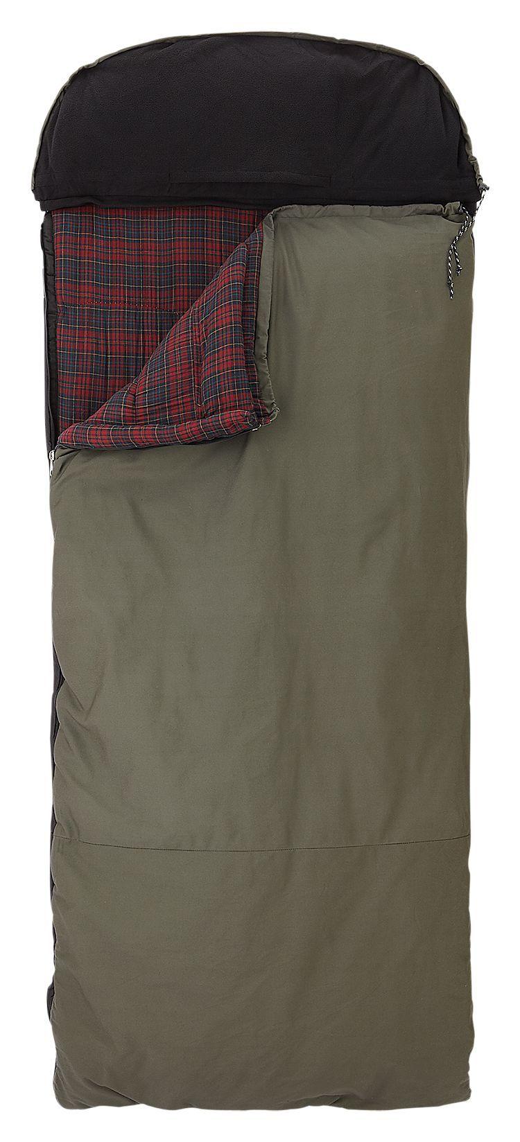 Bass Pro S 20º Oversized Sleeping Bag With Hood