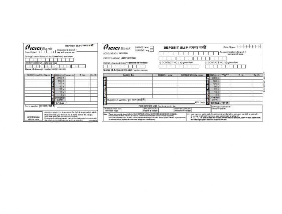 Explore Our Example Of Deposit Slip Template For Students For Free Deposit Being A Landlord Certificate Of Deposit
