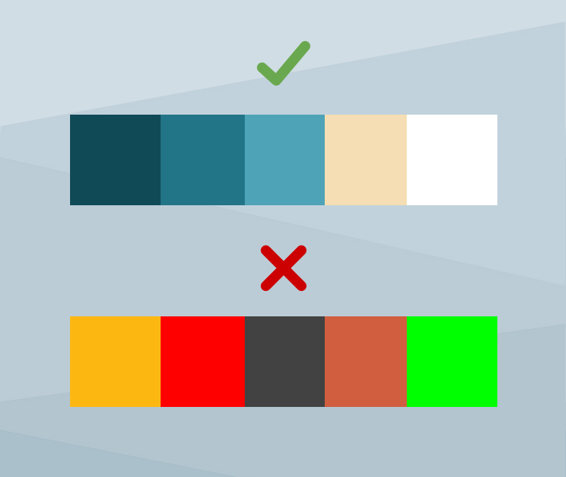 Choosing Your Infographic S Color Palette Understanding Color Color Palette Infographic Inspiration Infographic