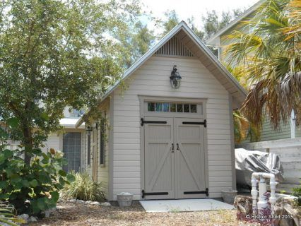 custom gable hipped mimo garden sheds in florida historic shed