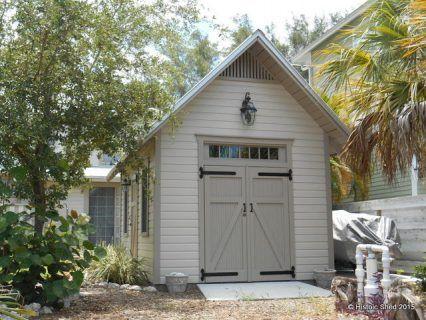 custom gable hipped mimo garden sheds in florida historic shed - Garden Sheds Florida