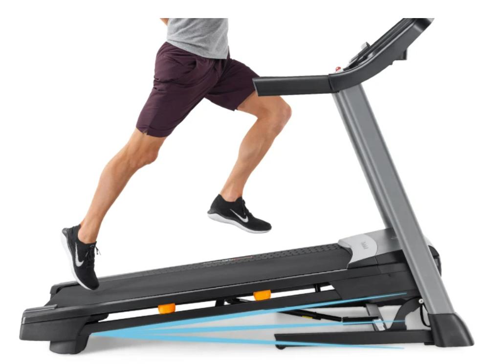 NordicTrack T 6.5 Si Treadmill | Black/Grey