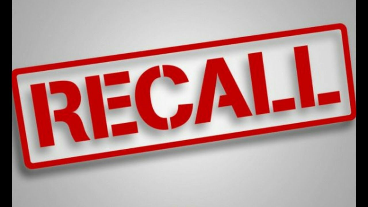 Another food recall beef products recalled over potential
