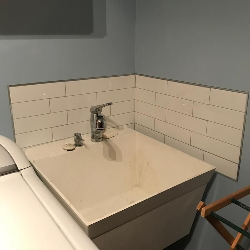 oslo white x1 smart tiles kitchen