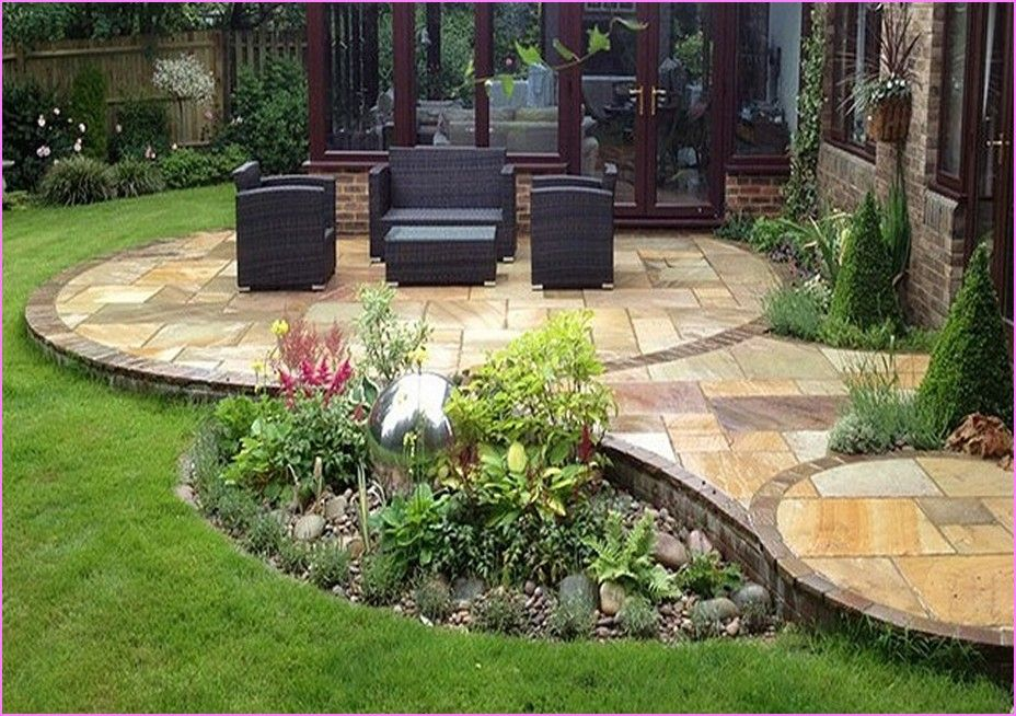 20 best stone patio ideas for your backyard - Stone Patio Designs