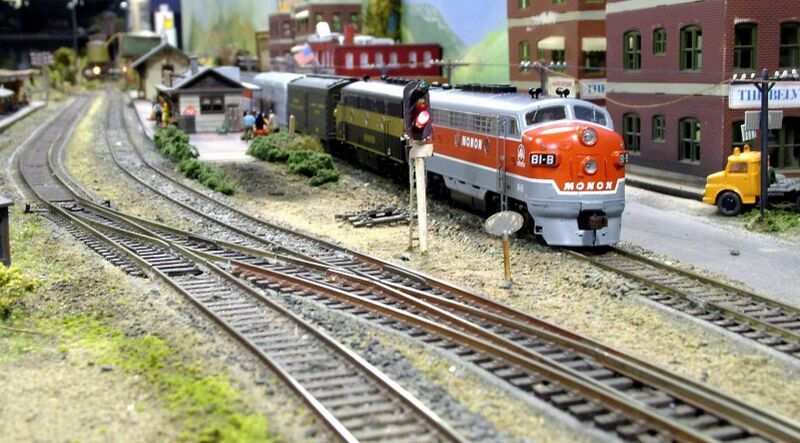 Find great deals on eBay for HO Model Train Layout Indiana ...