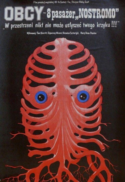 Alien / polski plakat