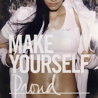 How will you make yourself proud?
