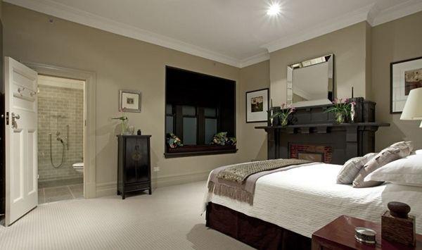 Einrichten im Art-Deco Stil-Beleuchtung Schlafzimmer-Wohnideen ...