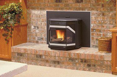Winslow Lennox Pellet Fireplace Fireplace Inserts Fireplace
