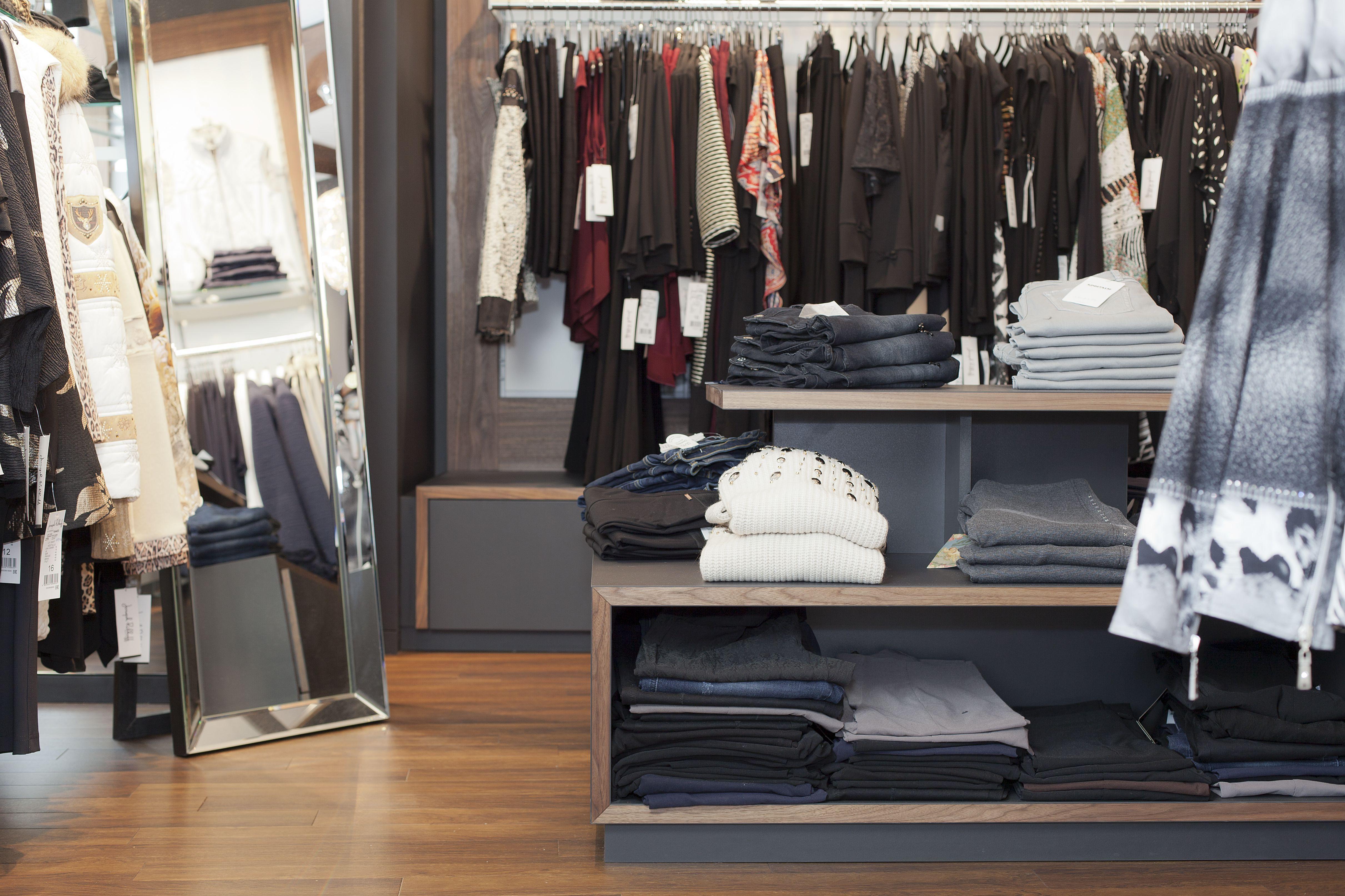 Modeboutique Veni Fischbach Bodensee Objekteinrichtung Interior Design Dauwalter RD Objekteinrichtung Pinterest