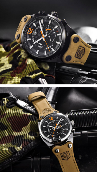 c935a72c88a BENYAR Sport Men Watches Skeleton Military Chronograph Quartz Man Outdoor  Big Dial Watch Army Male Clock Relogio Masculino SAAT  fitness  waterproof  leather ...