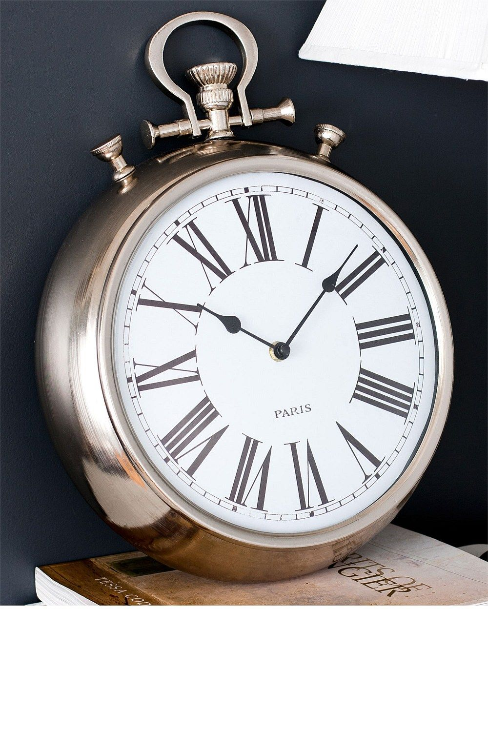 Pocket Watch Wall Clock My Grandpas Had One Of These And I Want