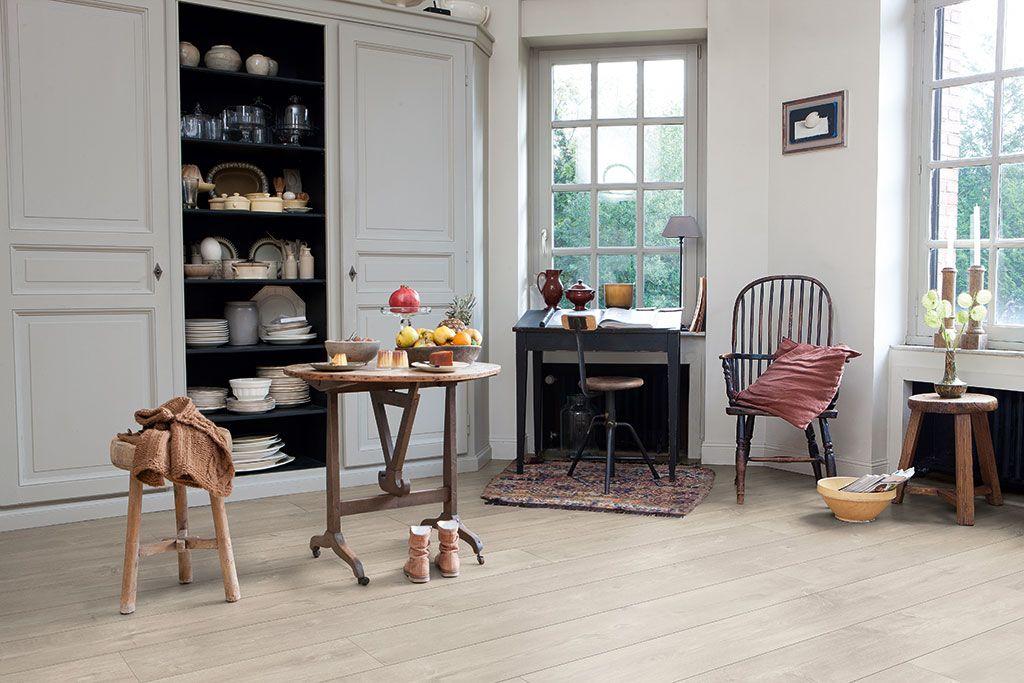 Quick-Step Laminate Flooring - Largo 'Dominicano Oak Grey
