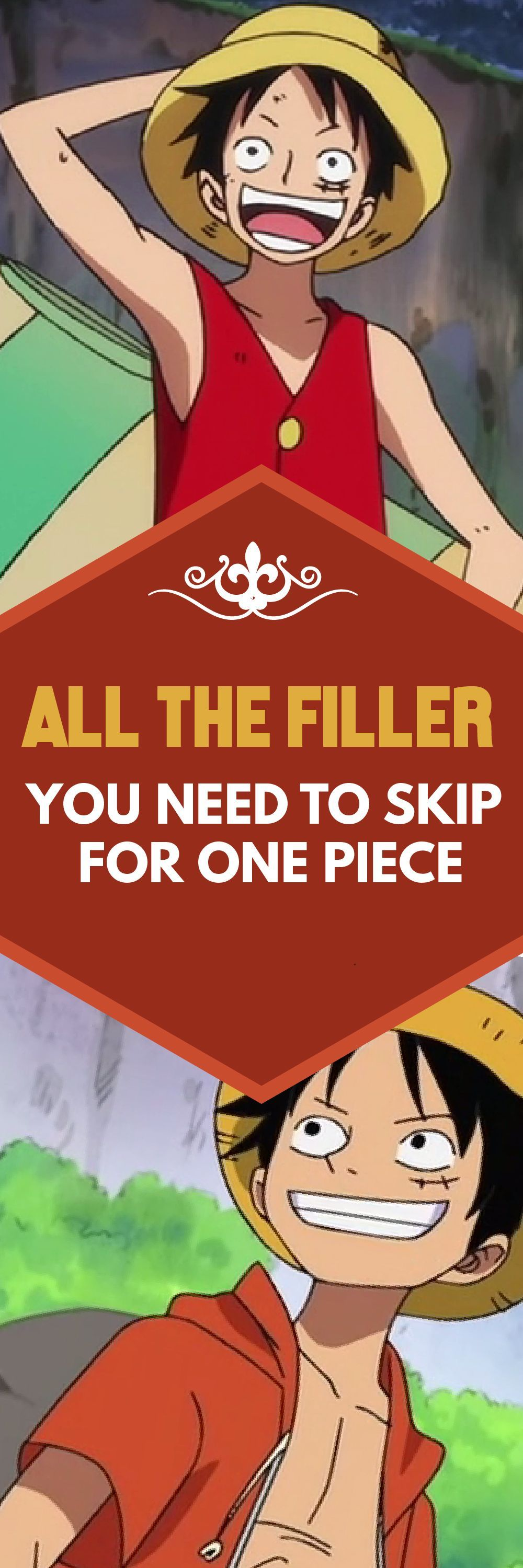 Ultimate One Piece Filler List Watch one piece, One