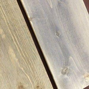 Comment faire grisonner le bois peindre muebles reciclados et muebles - Decirer un meuble ...