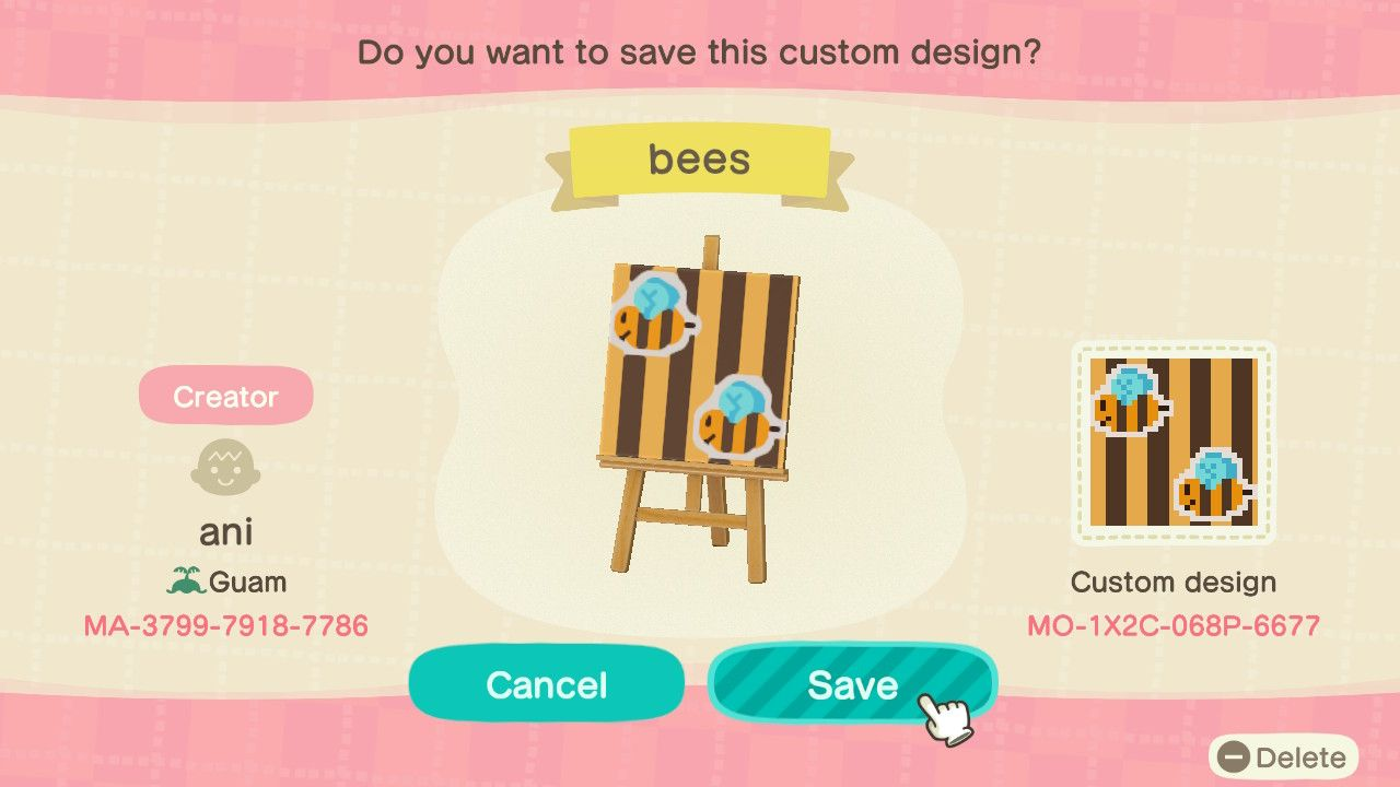 Ani Obsessed With Acnh On Animal Crossing Qr Codes Clothes