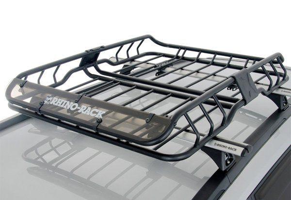 Rhino Rack Roof Mount Cargo Basket Roof Basket Roof Rack Basket Roof Rack