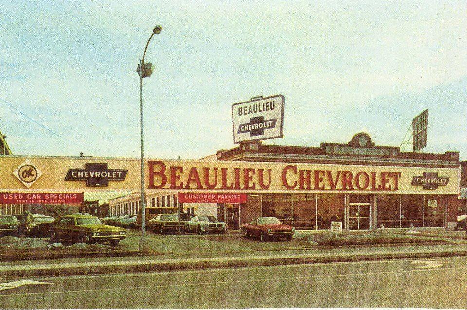 Beaulieu Chevrolet State Street Springfield Massachusetts