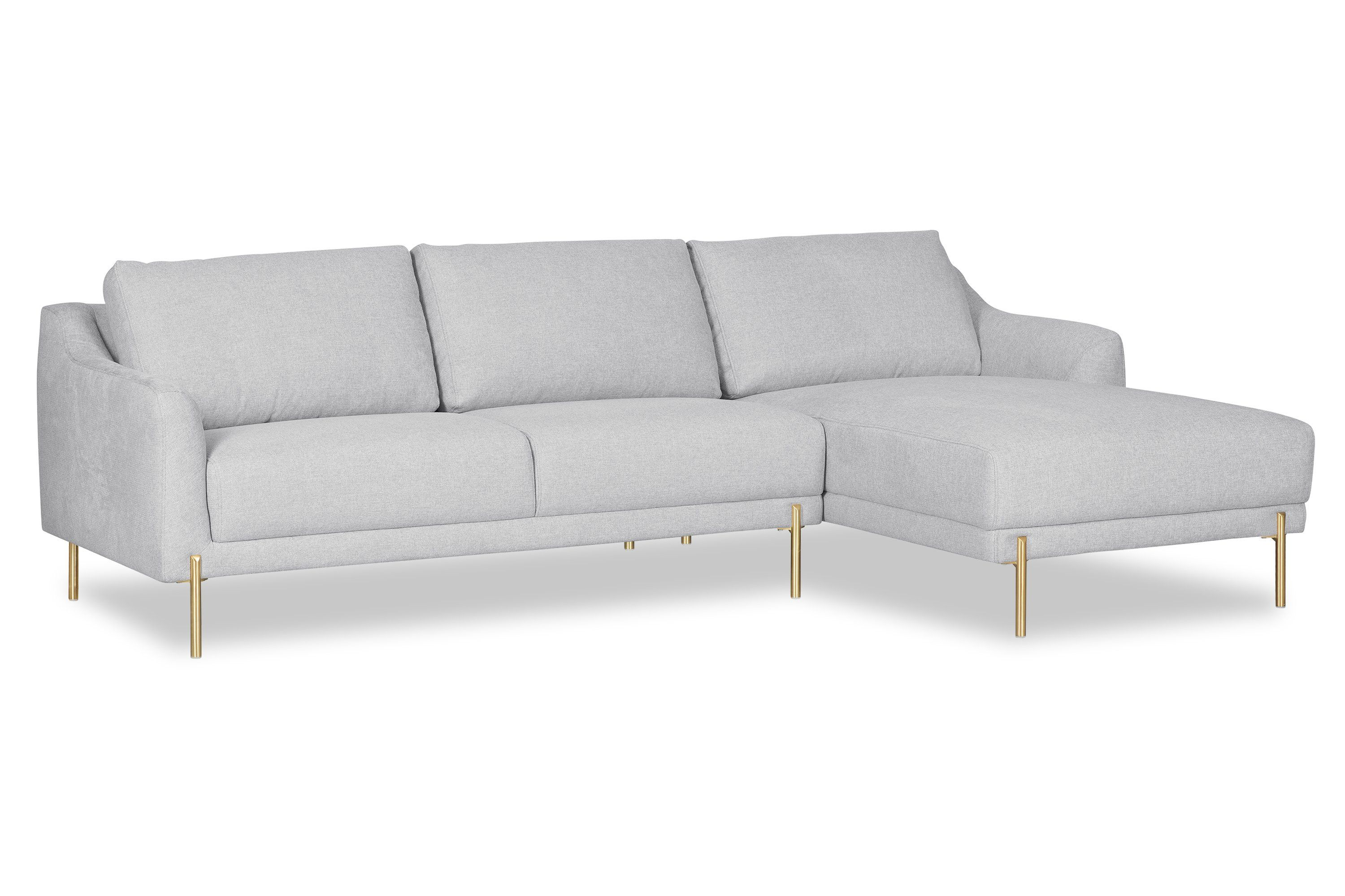 Lissie Right Facing Sectional Sofa In 2020 Sectional Sofa Sectional Sofa