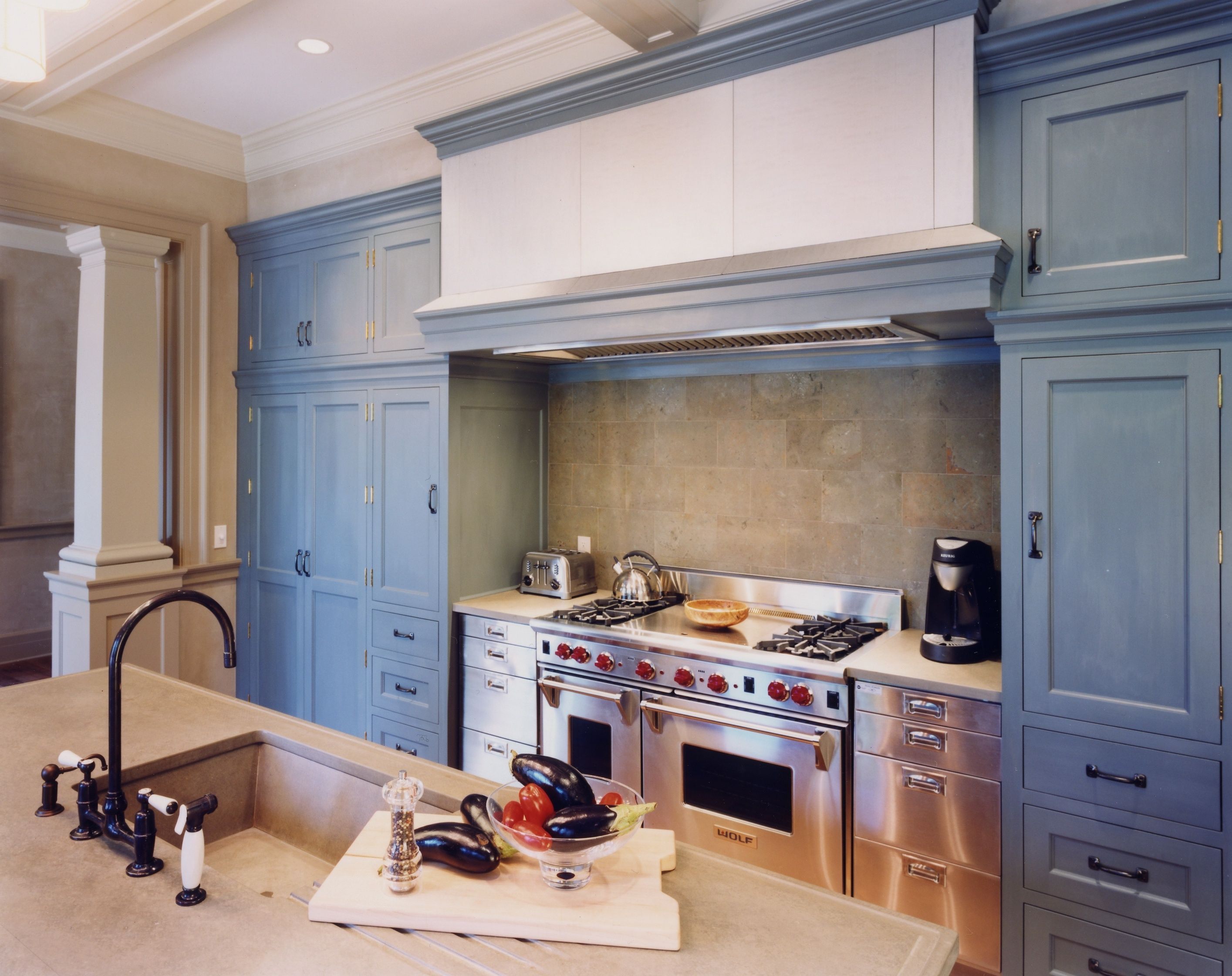 Pin On Custom Kitchen Cabinets