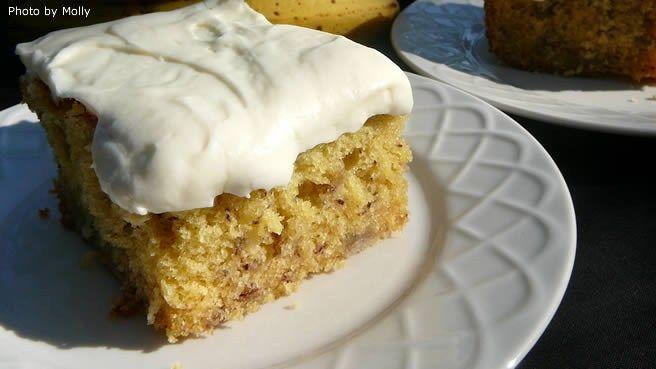 Banana cake recipes allrecipes food pinterest banana cake recipes allrecipes forumfinder Images