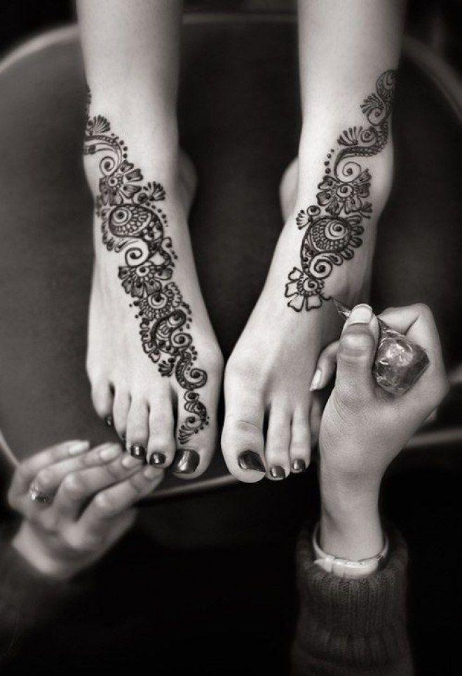 Henna Tattoo 3 Henna Tattoo Ideas Style Trendy